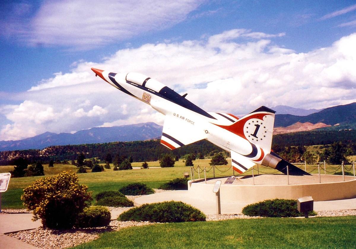 U.S. Air Force Academy in Colorado Springs, Colorado