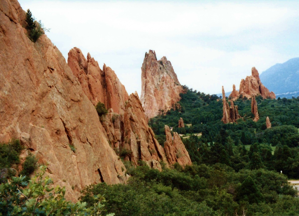 Garden of the Gods: A Spectacular City Park in Colorado Springs, CO