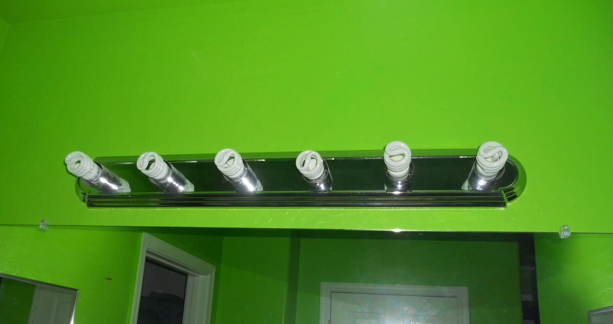 facts about compact fluorescent light bulbs