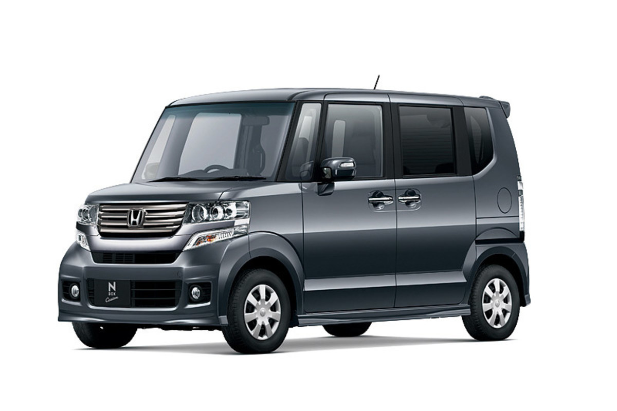 Best Selling Cars in Japan