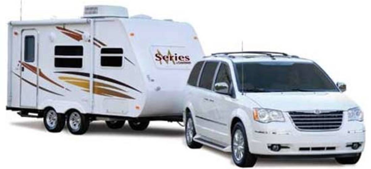 With The Economic Downturn Many Families Are Choosing To Purchase Travel Trailers As An Alternative To Pricey Vacations Staying In Hotels