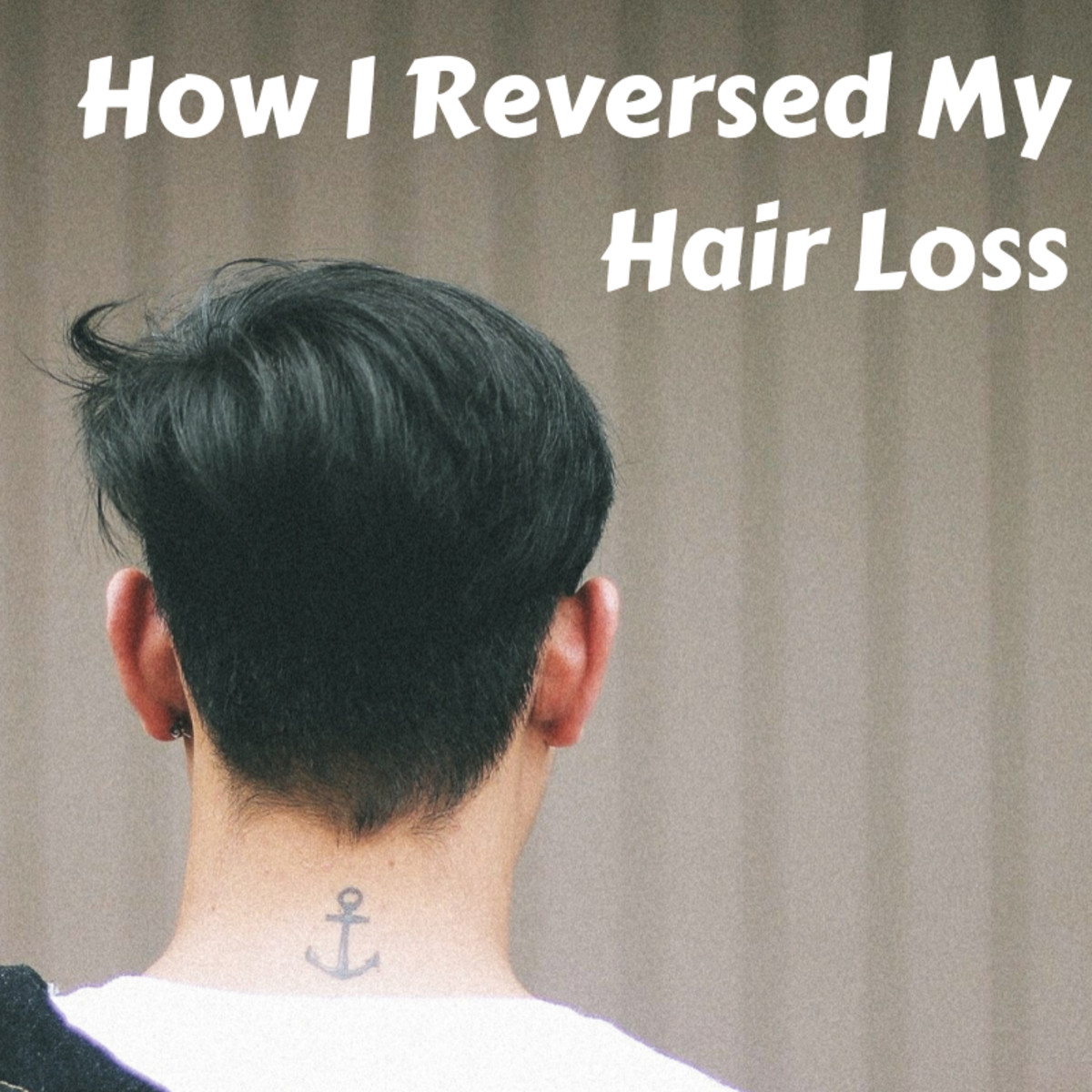I started losing my hair at a young age. Luckily, with some research, I was able to pinpoint the causes of my problem and reverse it with some significant lifestyle changes.