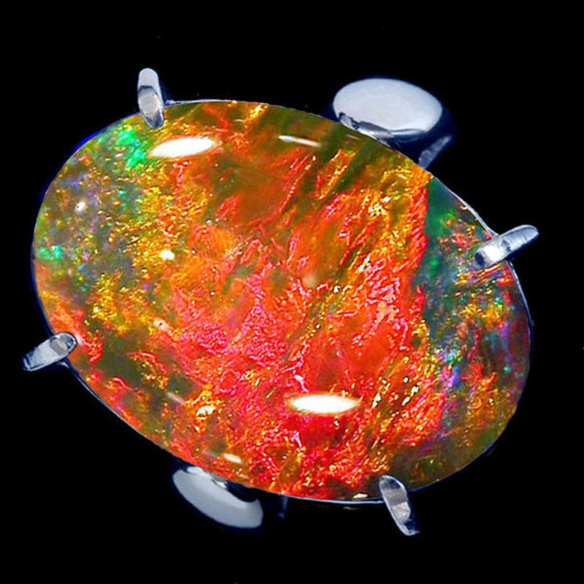 Opals - What Do You Know About Opal Jewelry?