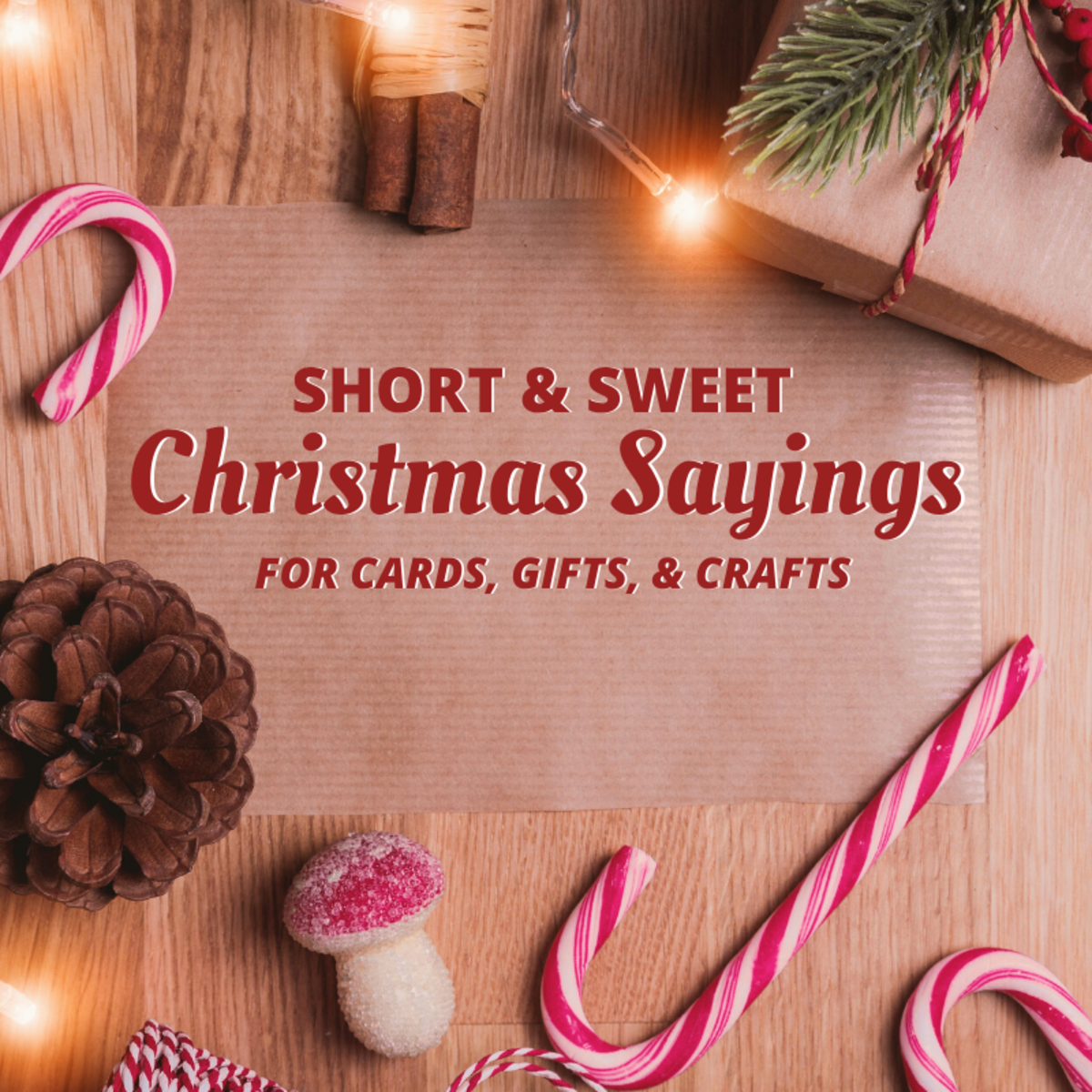 Short, Funny, and Creative Sayings About Christmas