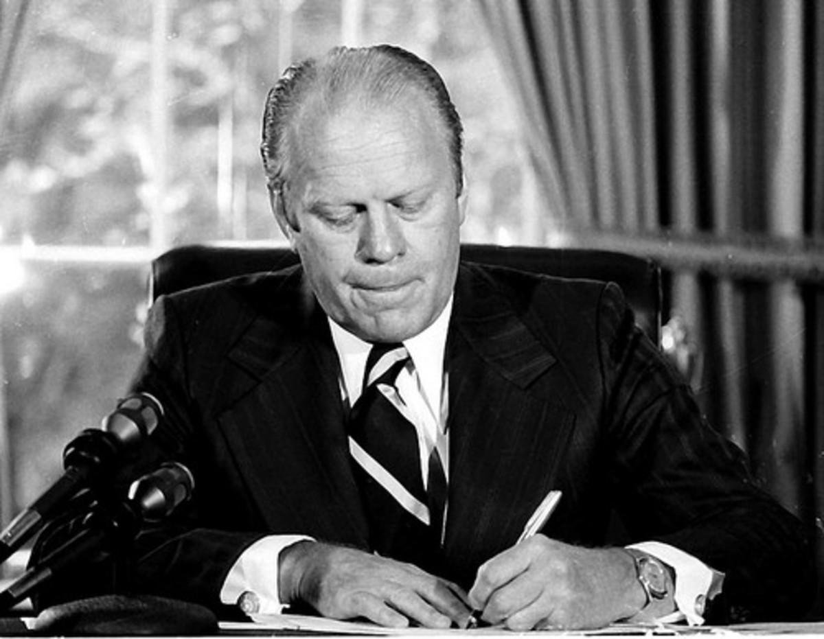 Pardon Me: The Presidential Pardon Then and Now