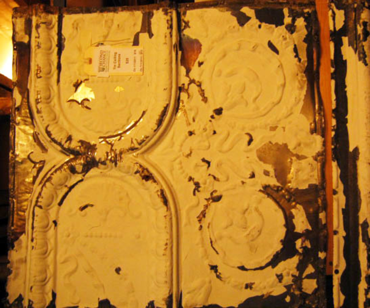 How to Create Vintage Flair Décor by Using Architectural Salvage