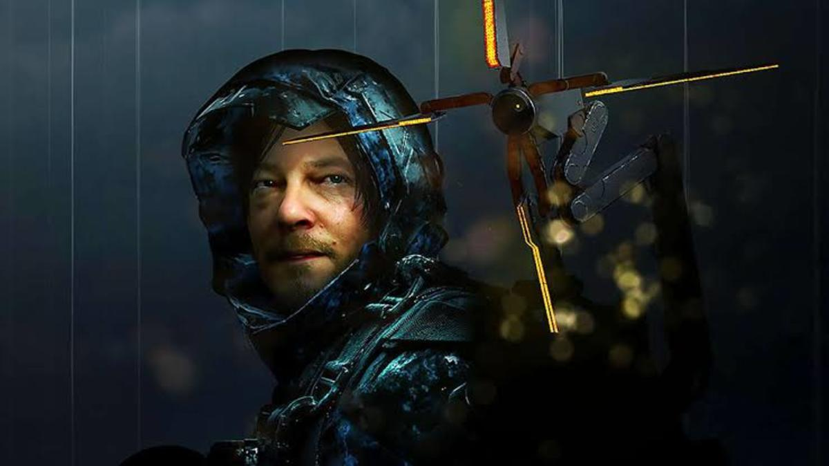 """Death Stranding"" Cover Art"