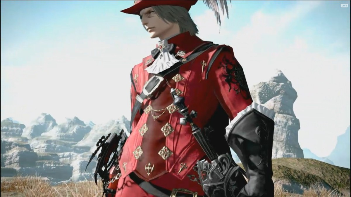 "Red Mage ""FF14"""