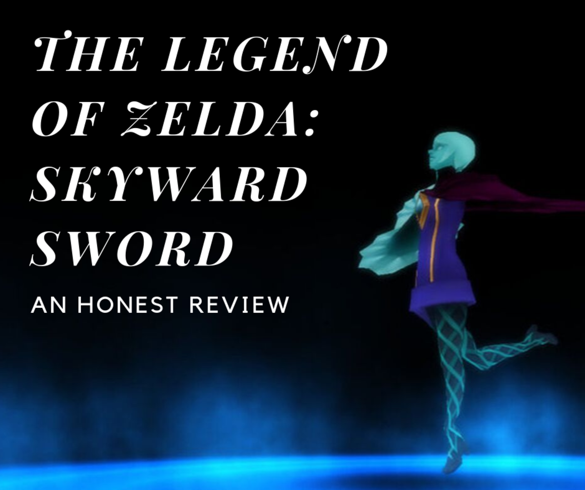 """The Legend of Zelda: Skyward Sword"" utilizes a brand new (and less annoying) companion for our hero, Link."