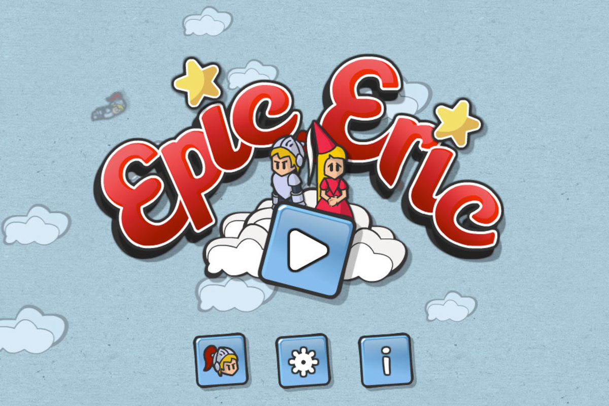 Epic Eric Review: A Knightly Puzzle Platformer