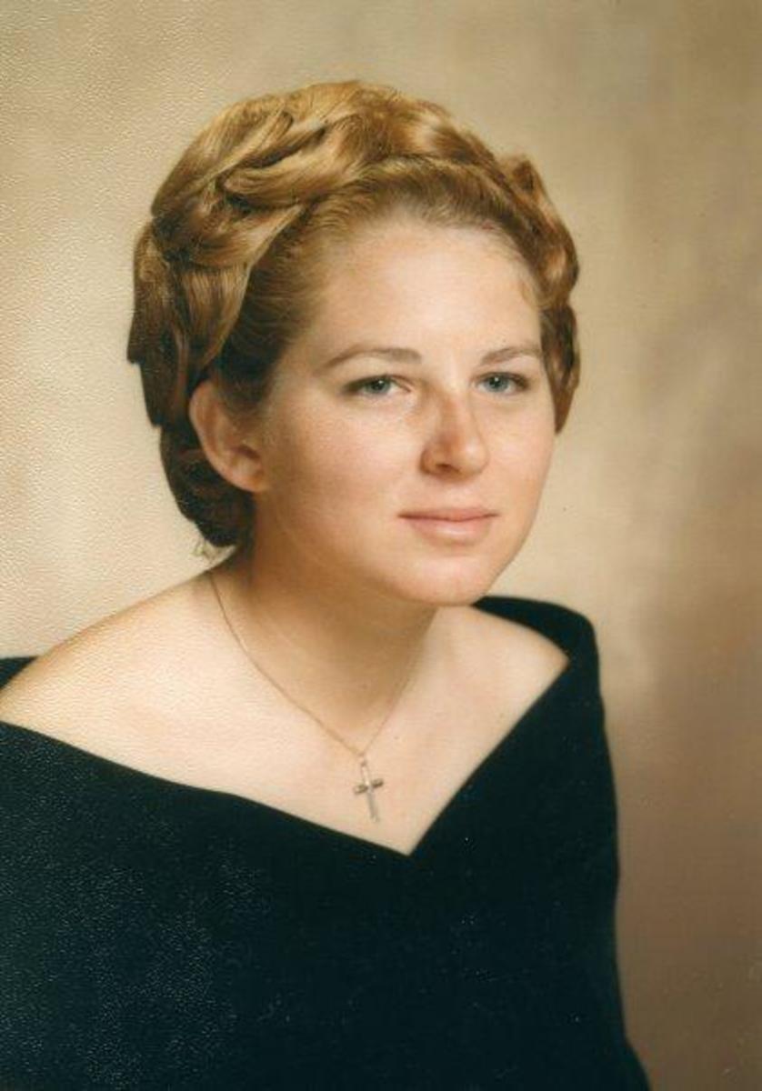 Vicki circa 1971