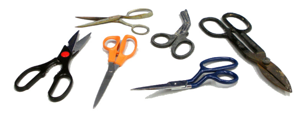 Why is it Called a Pair of Scissors? (Humor)