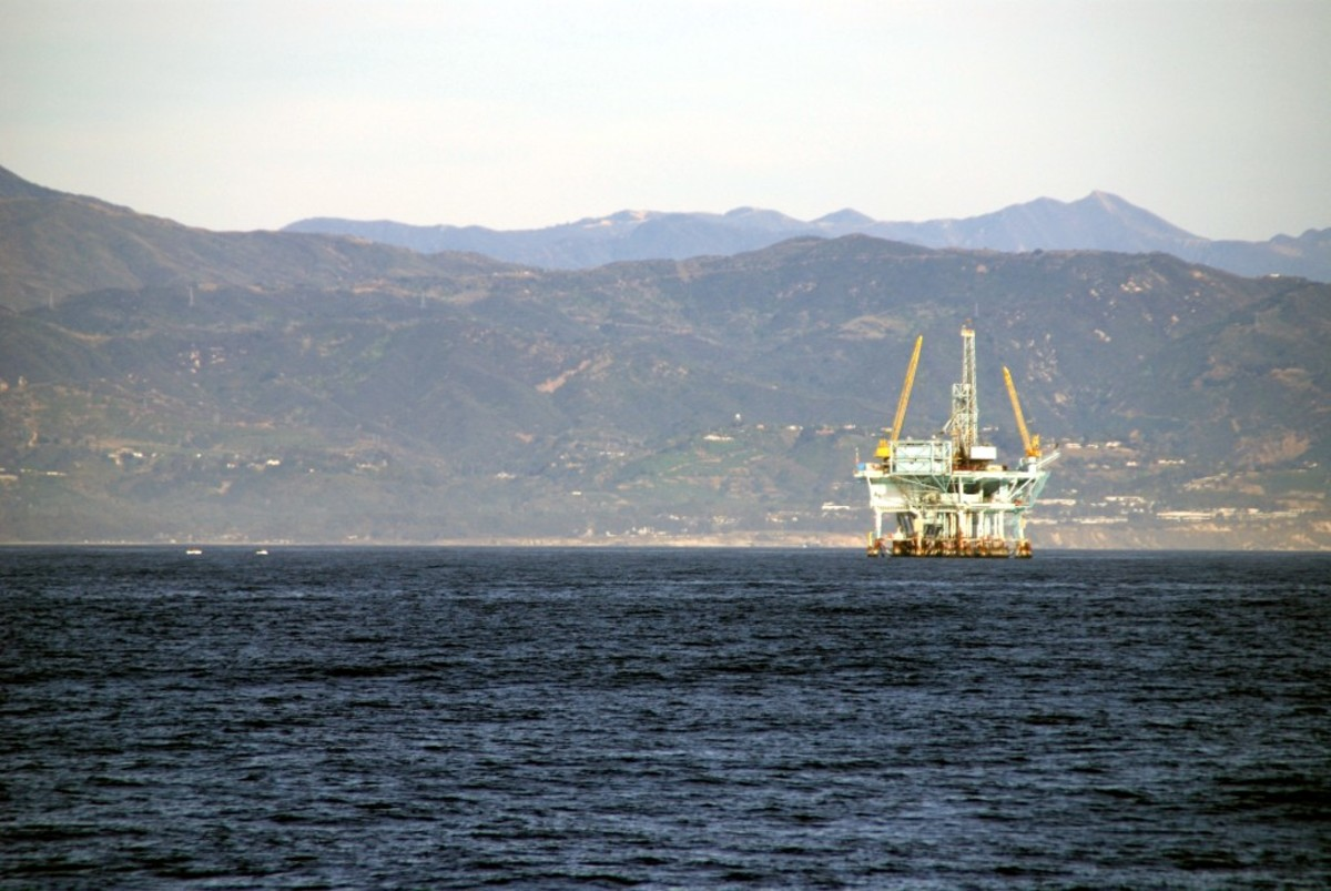 The Environmental Impacts of Offshore Oil Drilling