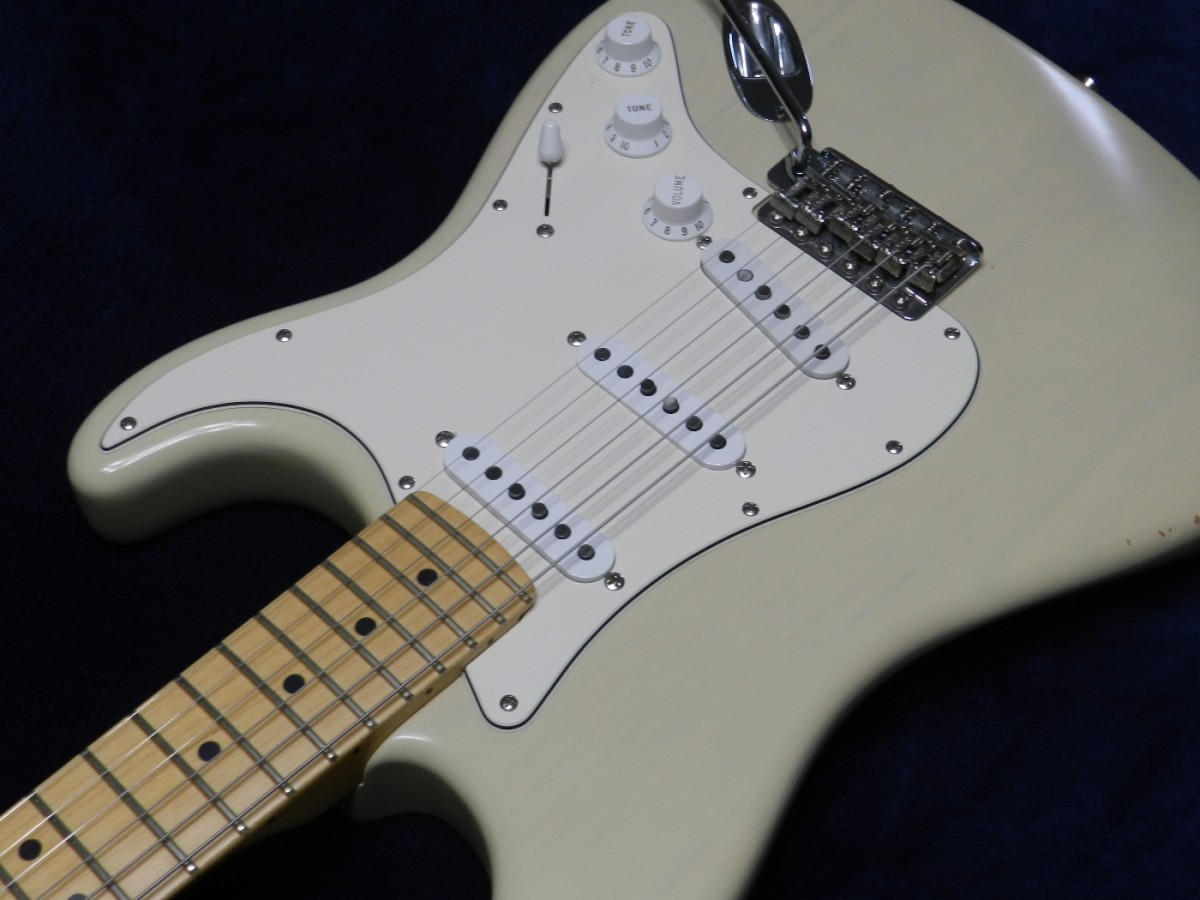 Guitars like the Stratocaster have solidified Fender's place in rock history.