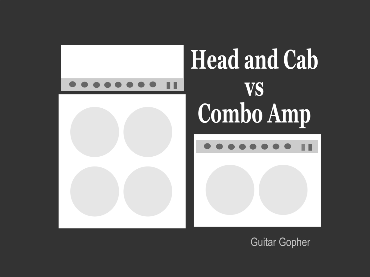 Which amp is right for you: Head and cabinet or combo?