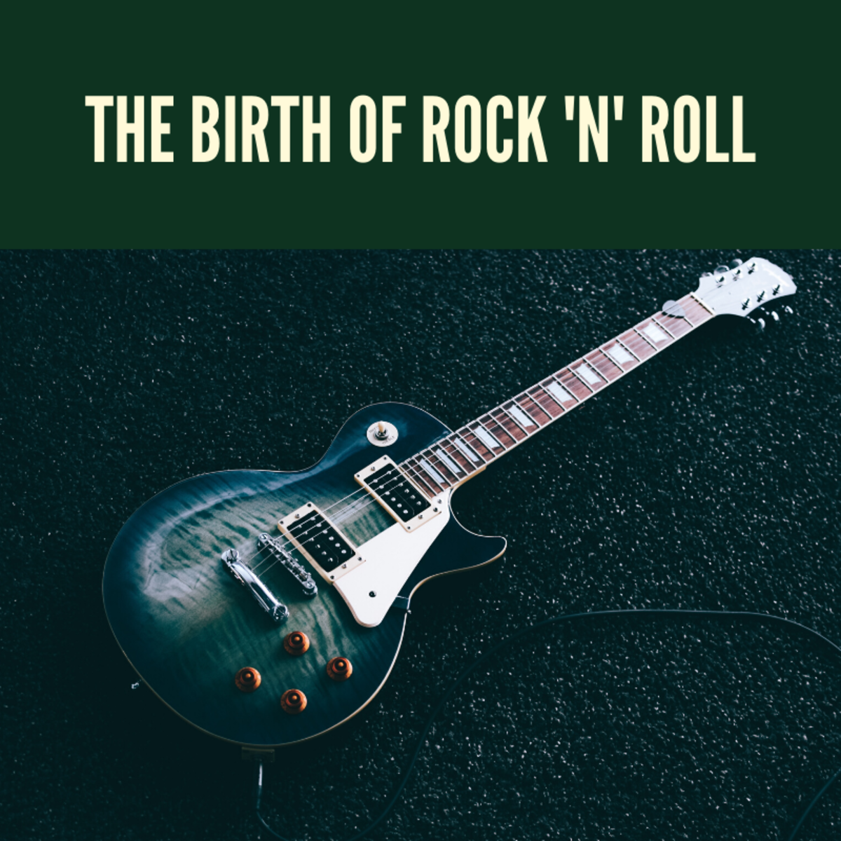 The Birth of Rock 'n' Roll