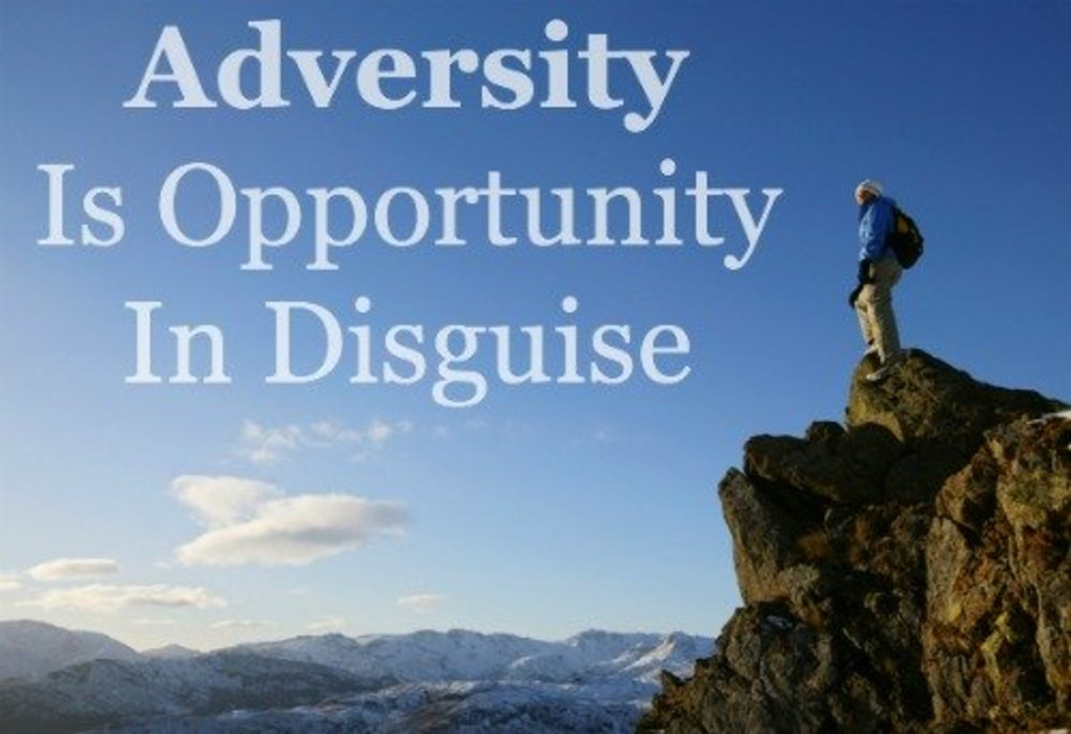 What We Learn from Adversities