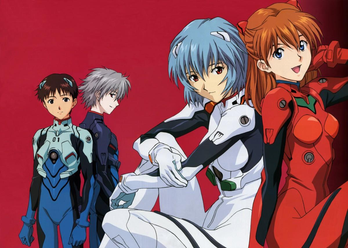 Who Should Shinji Be Involved With, Really?