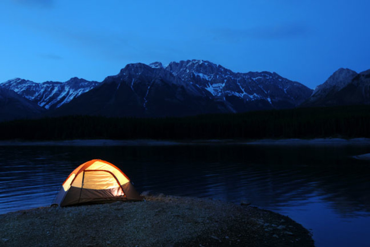 Primitive Camping Checklist:  A Beginner's Guide