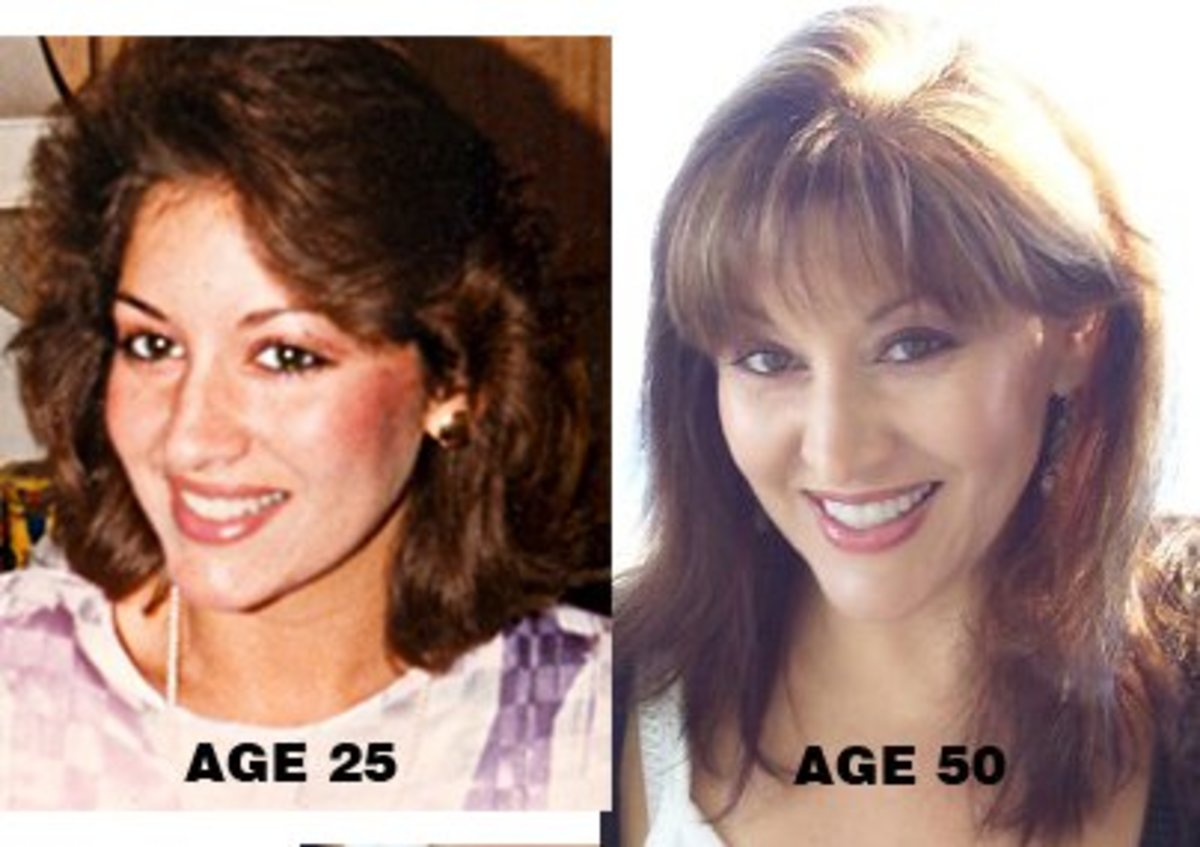 """Jackie Silver, Author of """"Aging Backwards: Secrets to Staying Young"""""""