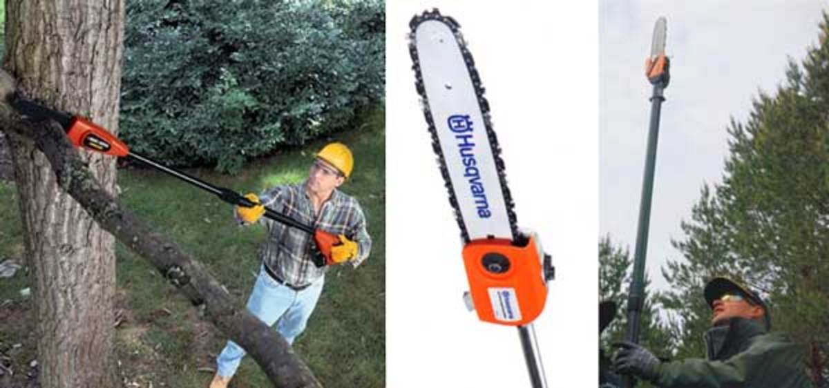 The Best Electric Pole Saws for Smaller Backyards and Gardens