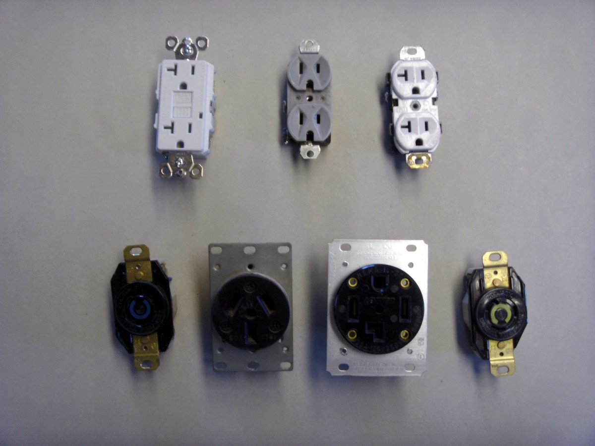 How To Wire Electrical Outlets Diy Receptacle Wiring Of Four Way Switch Diagram With Duplex Dengarden