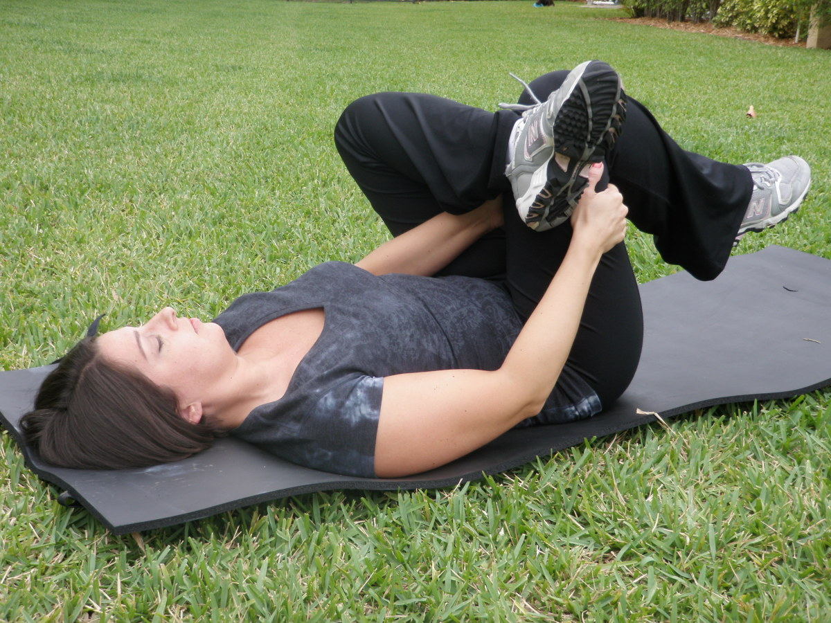 Stretching Exercises: The Piriformis Stretch