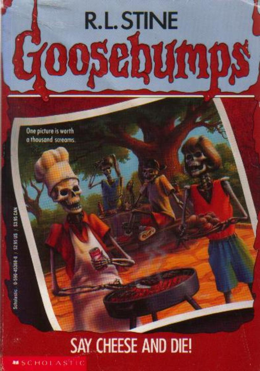 The Top 10 Goosebumps Books (and Five That R.L.Stine Should Have Stuck in His Desk Drawer)