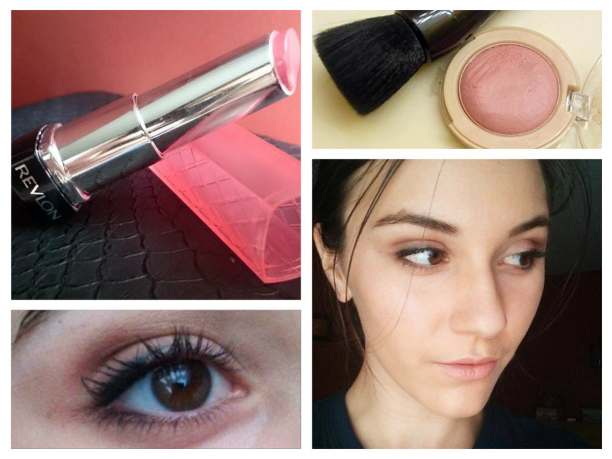 Makeup tutorials bellatory how to do simple and easy everyday makeup baditri Choice Image