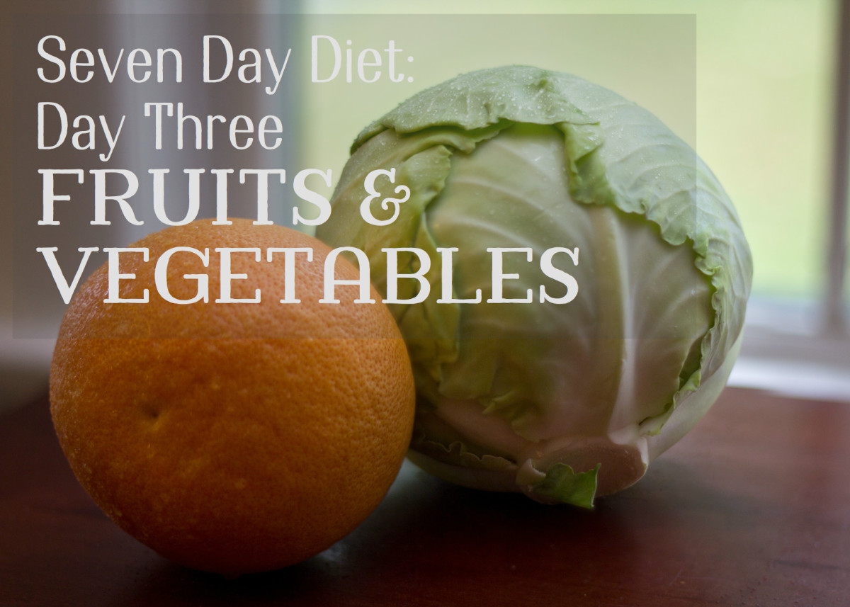 Lose 10 Pounds in a Week: Day Three
