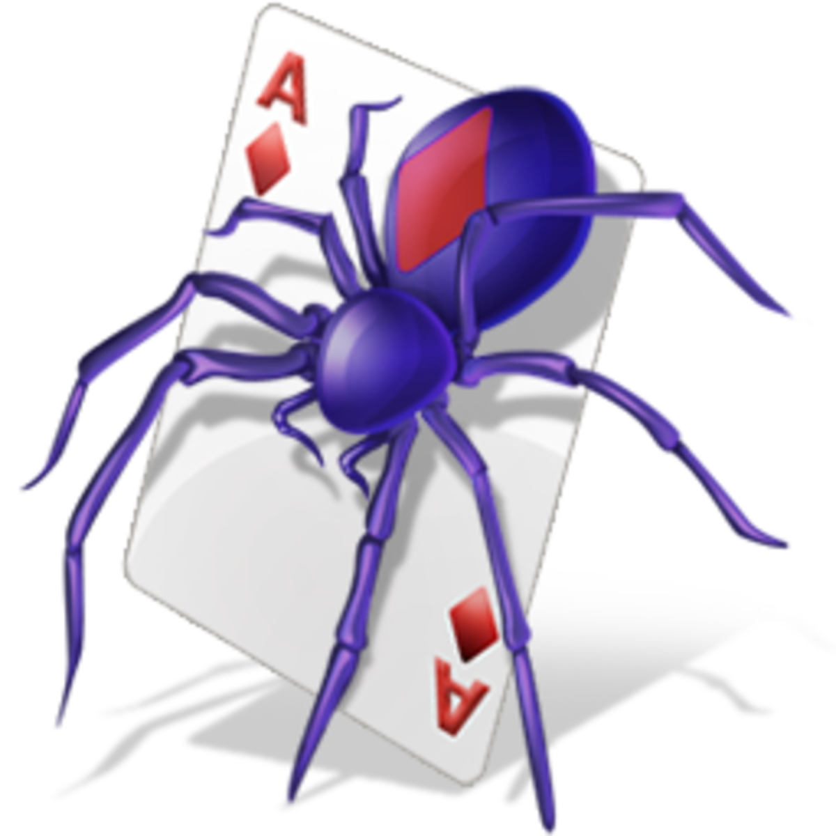 Soider Solitaire - Win Vista Icon