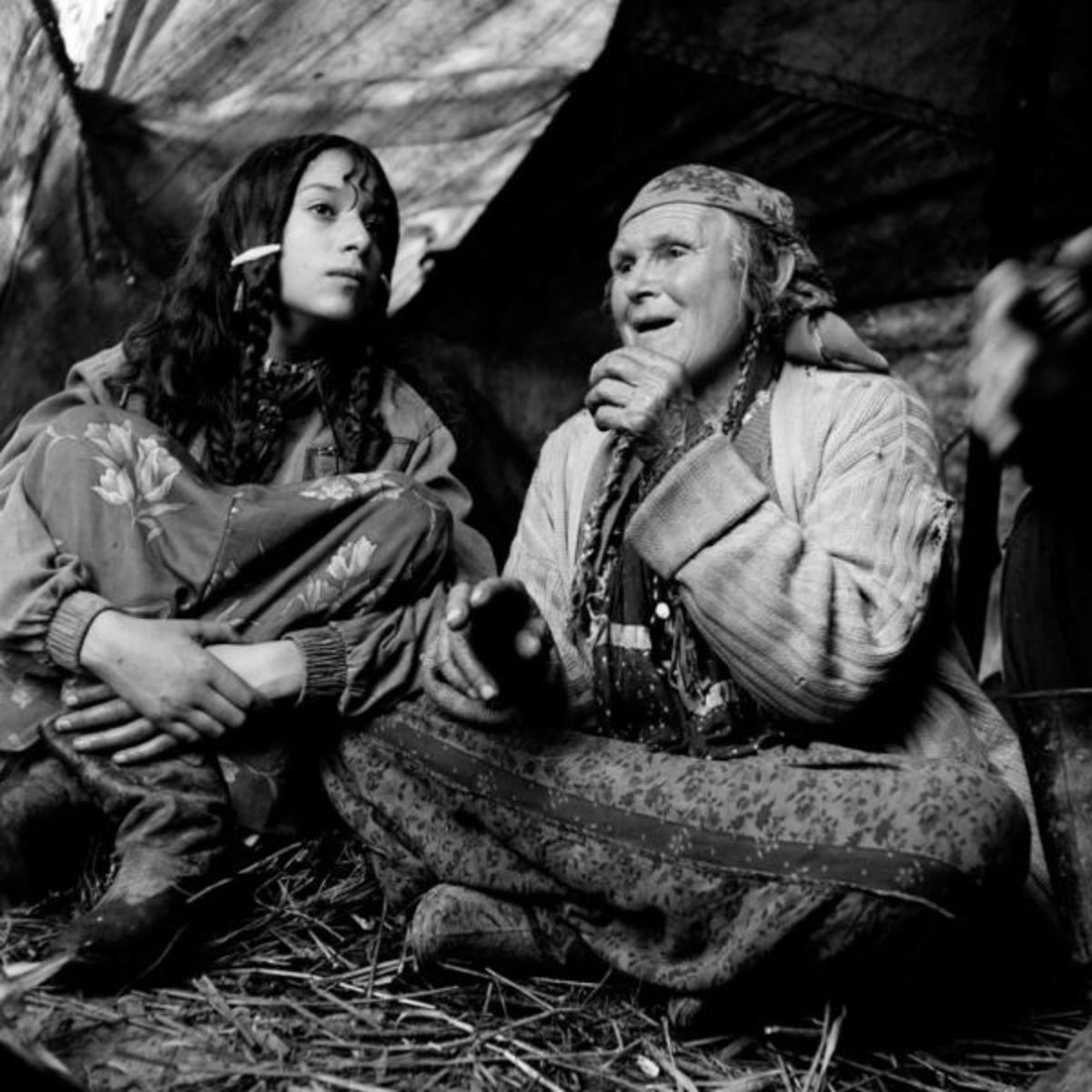Le flamenco de l'ancien temps...retour aux sources. videos d'archives.. The-gypsies