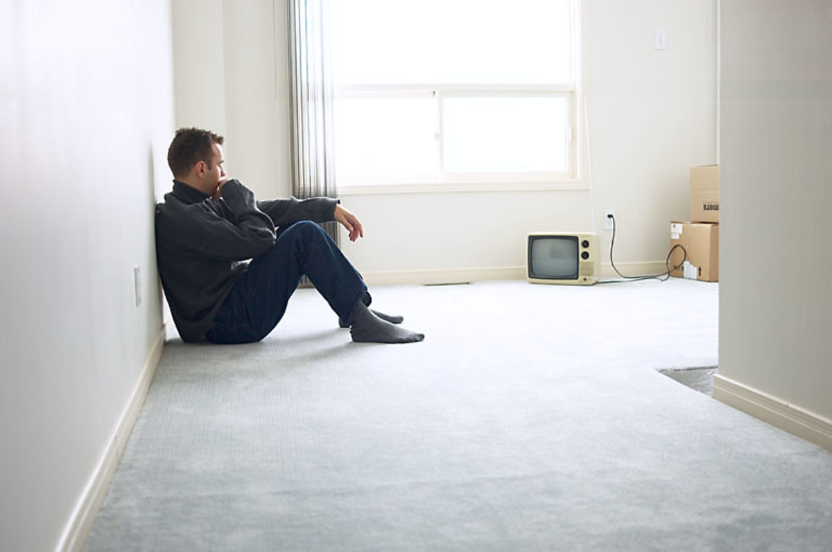 How Men Can Move on After Divorce