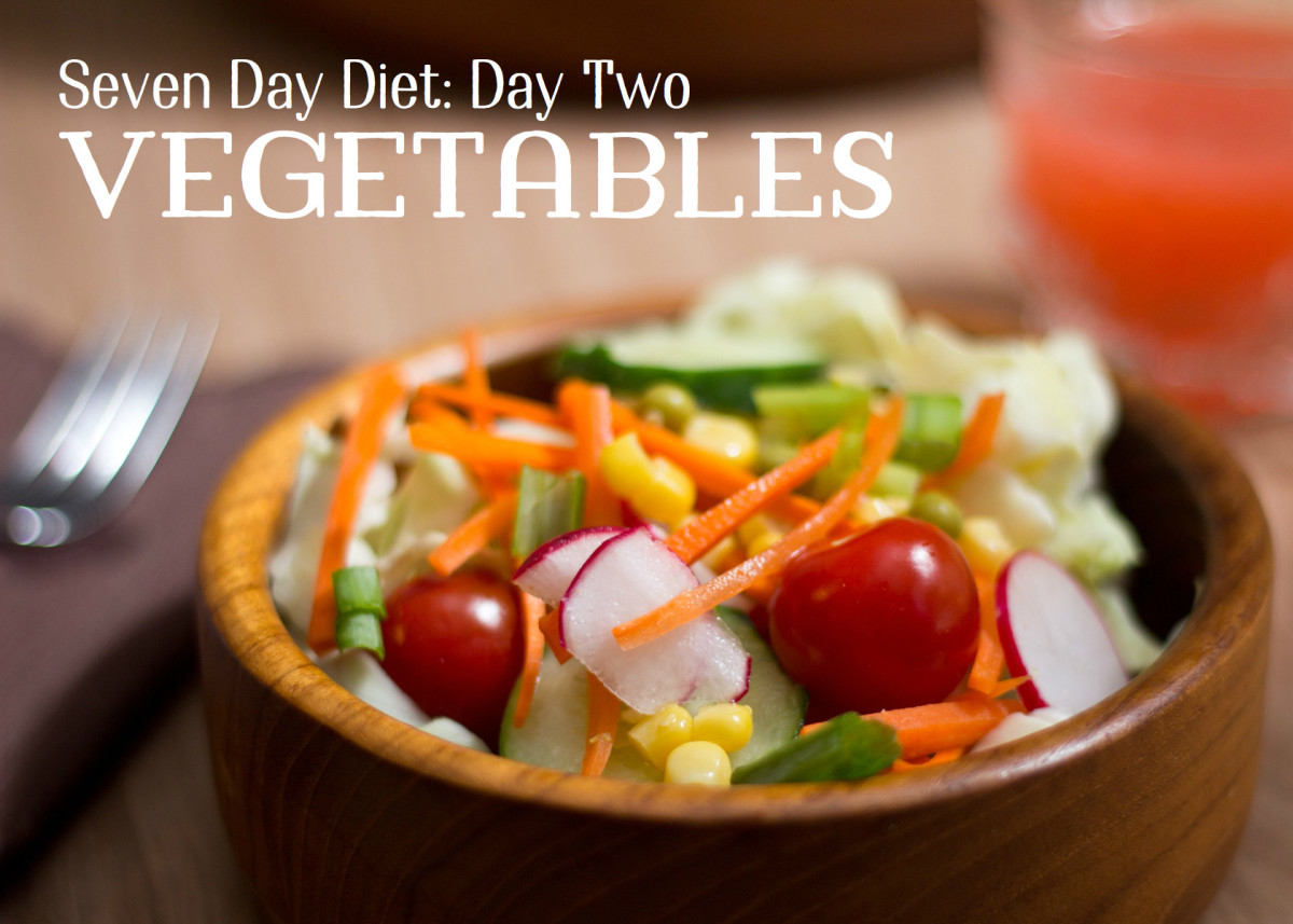 Lose 10 Pounds in a Week: Day Two