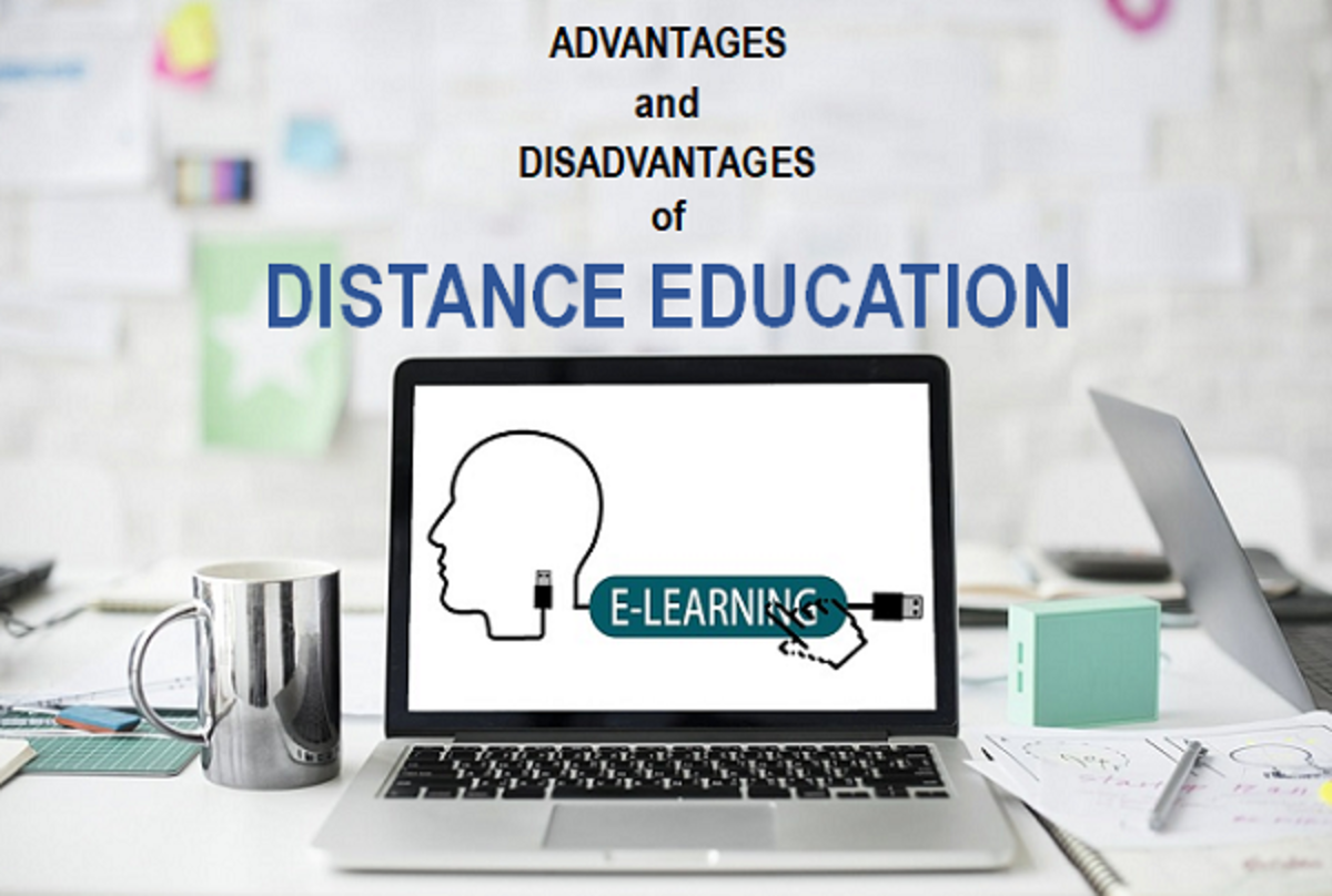 Pros and Cons of Studying Online as a Distance Learning Student