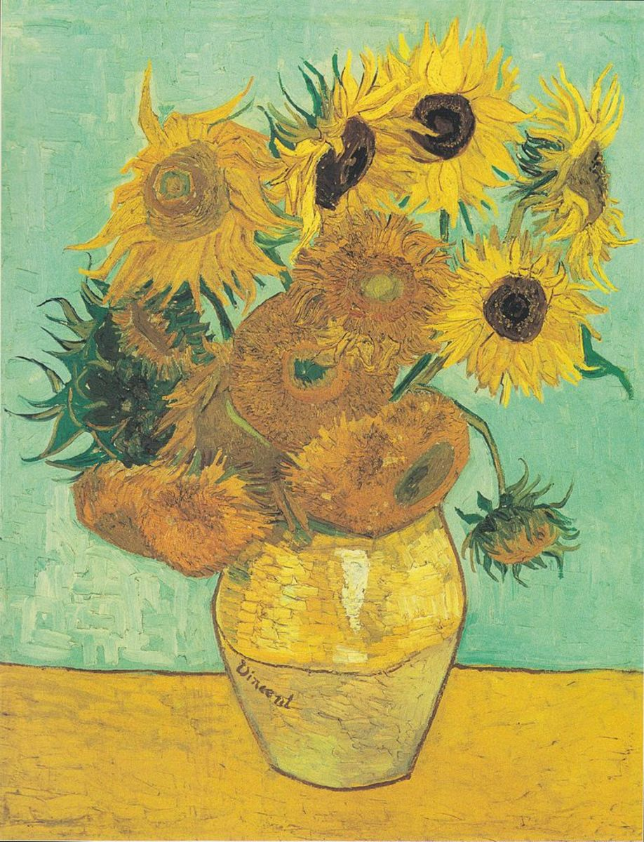 Van Gogh's paintings may now sell for millions, but he only sold one in his lifetime.