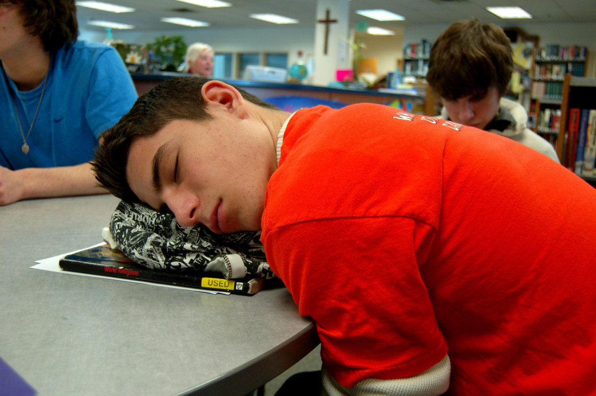 How to Stay Awake in Class | Owlcation