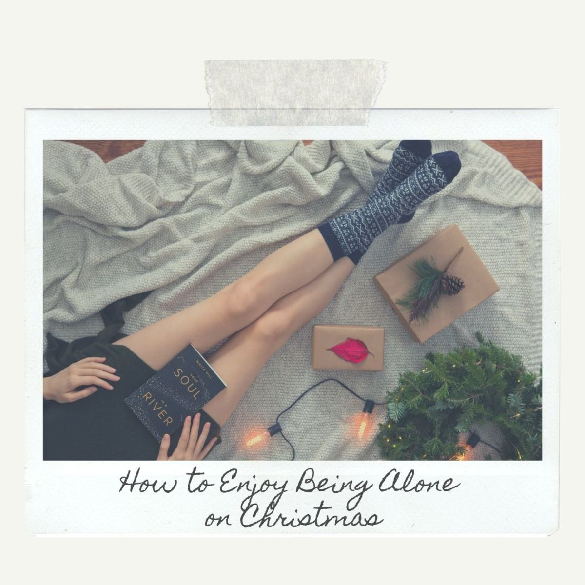 Learn how to make the best out of being alone on Christmas.