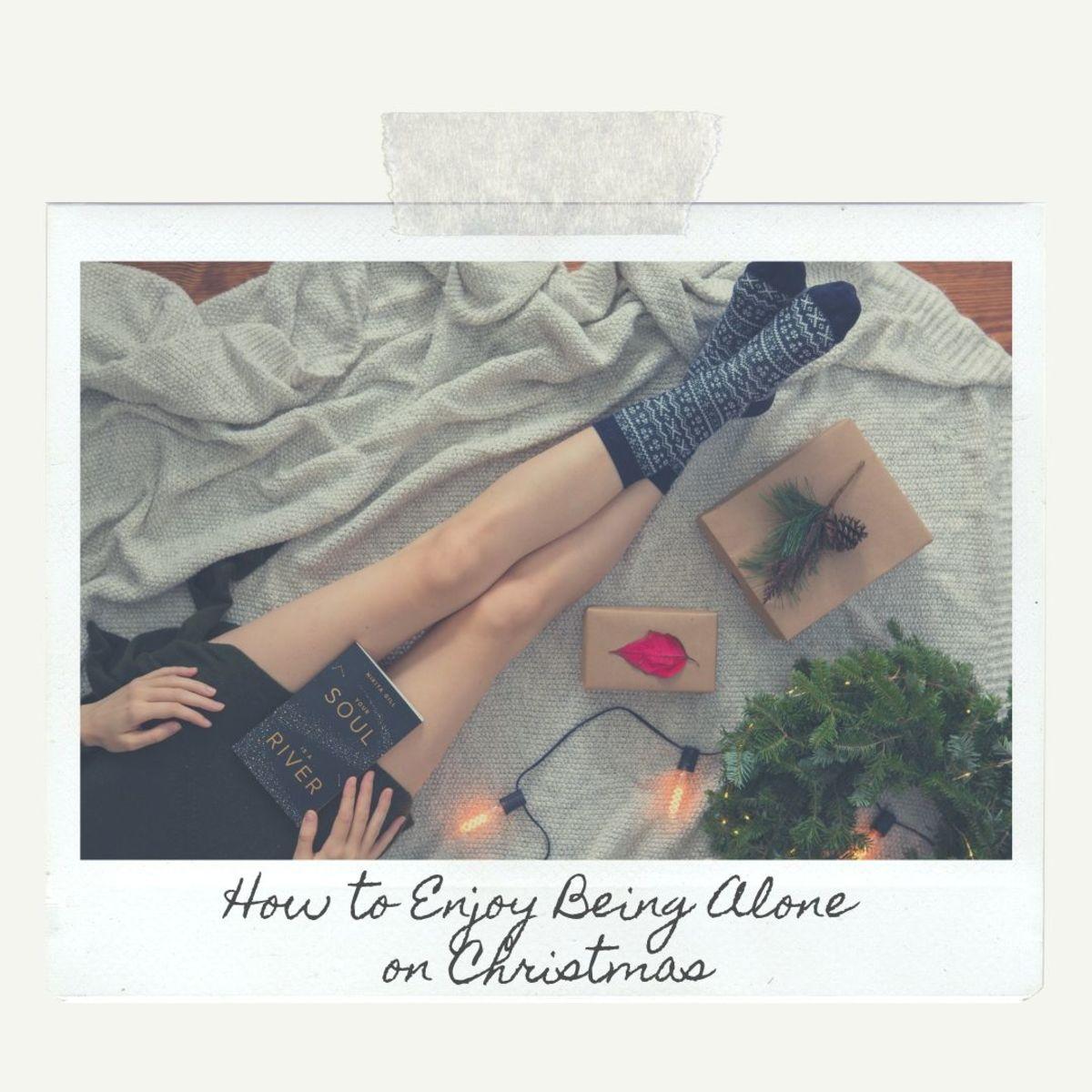 5 Tips for Spending Christmas Alone