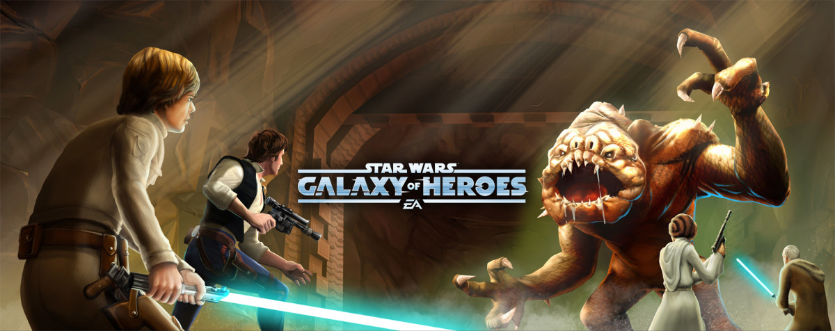 How to Defeat the Rancor Raid in Star Wars: Galaxy of Heroes