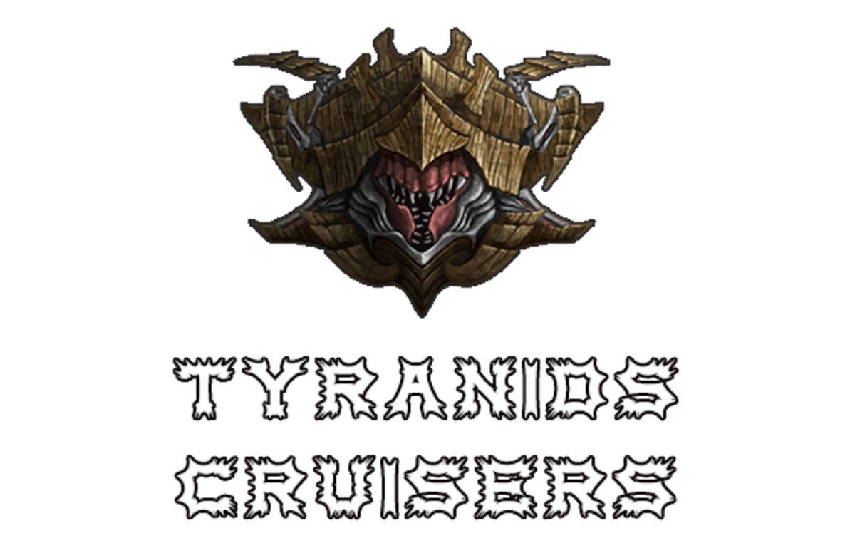 """Battlefleet Gothic: Armada II"" - Tyranids Cruisers [Advanced Ship Guide]"