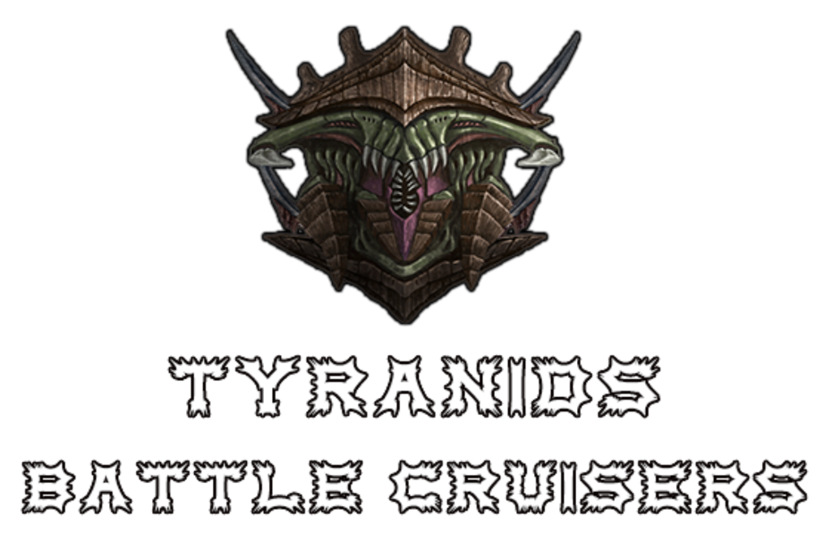 """Battlefleet Gothic: Armada II"" - Tyranids Battle Cruisers [Advanced Ship Guide]"