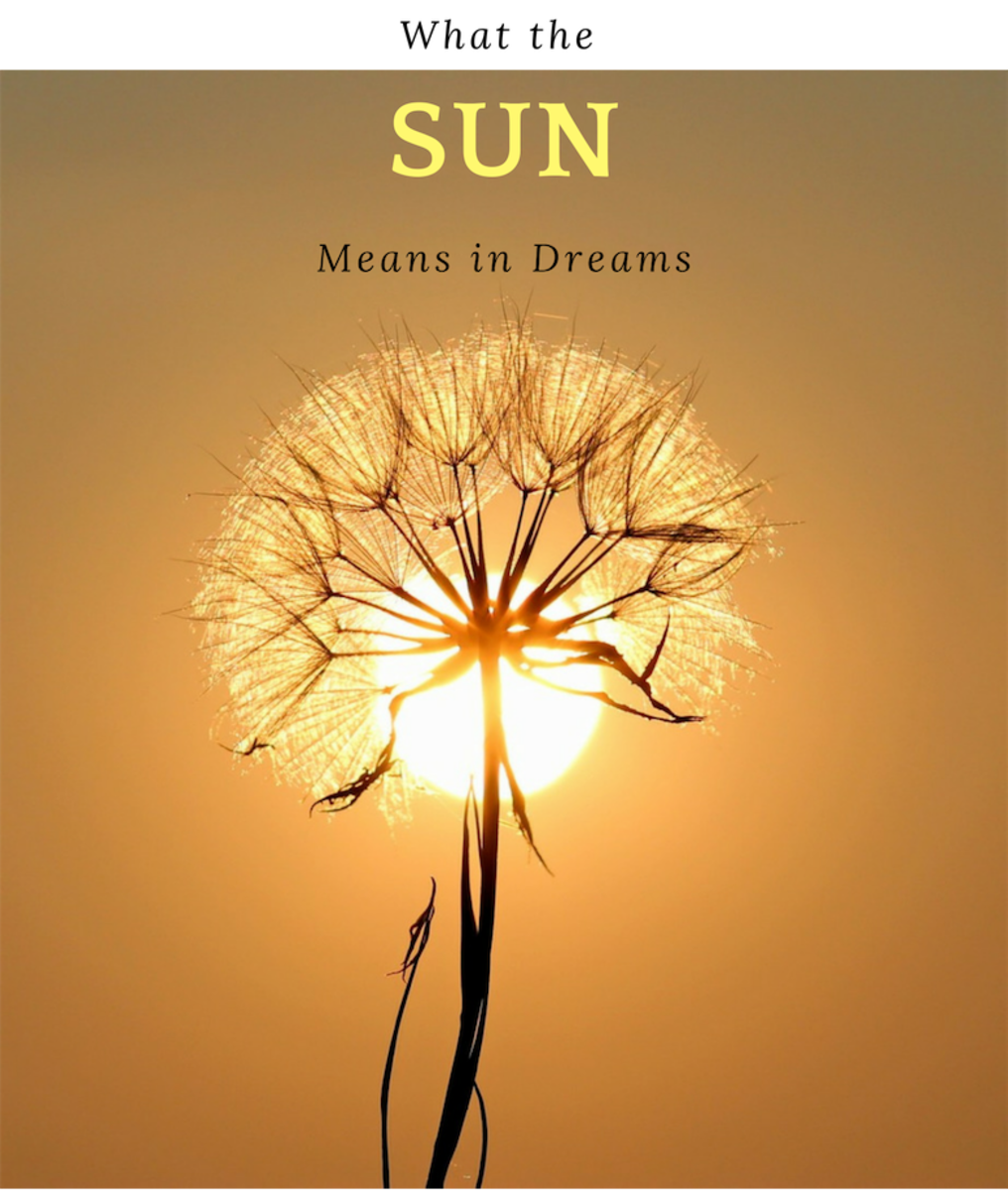 What do dreams about the sun mean? Read on for several possible interpretations.