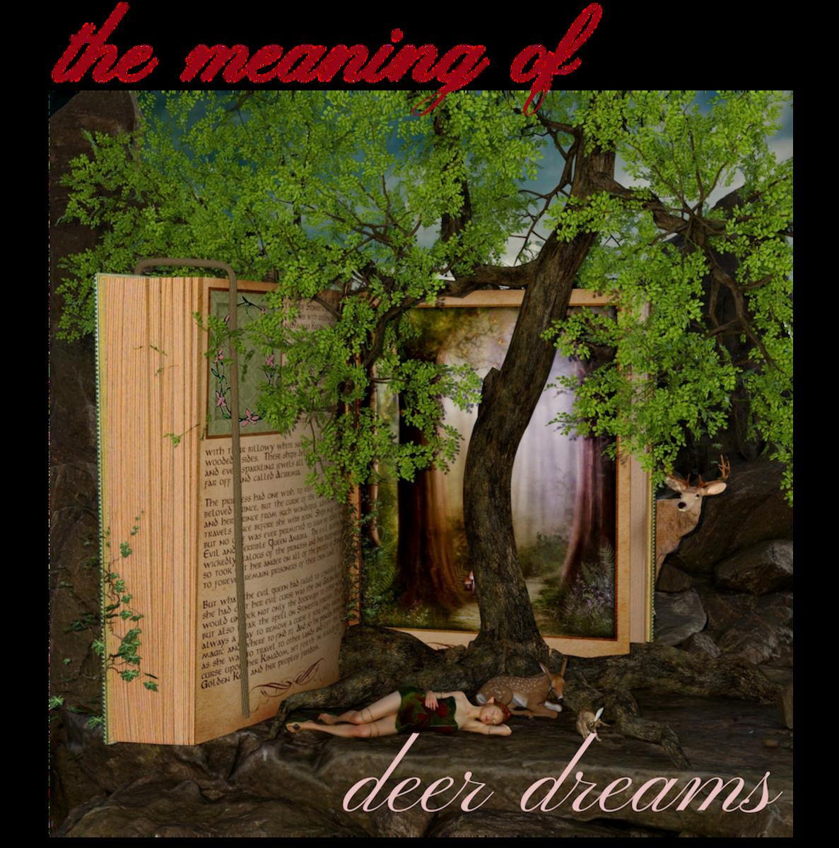 Deer Dream Symbolism: What Do Dreams About Deer Mean