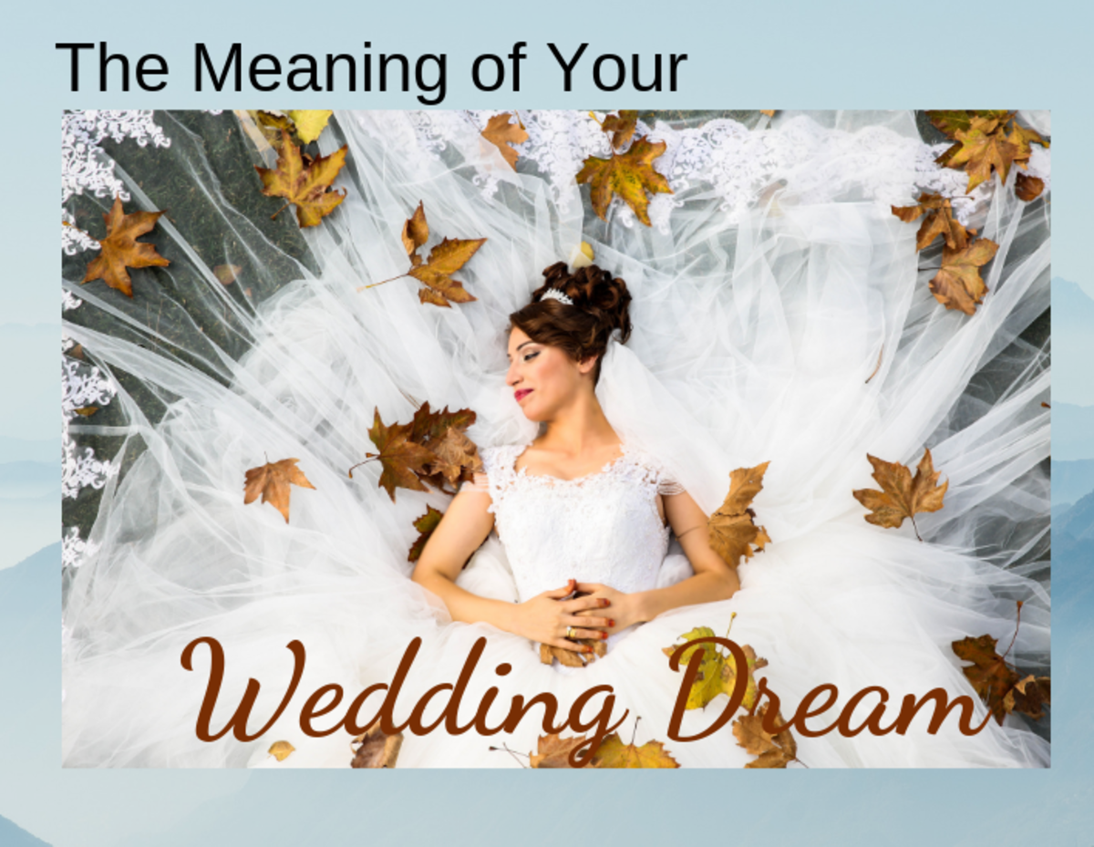 Interpreting Dreams About Weddings and Getting Married