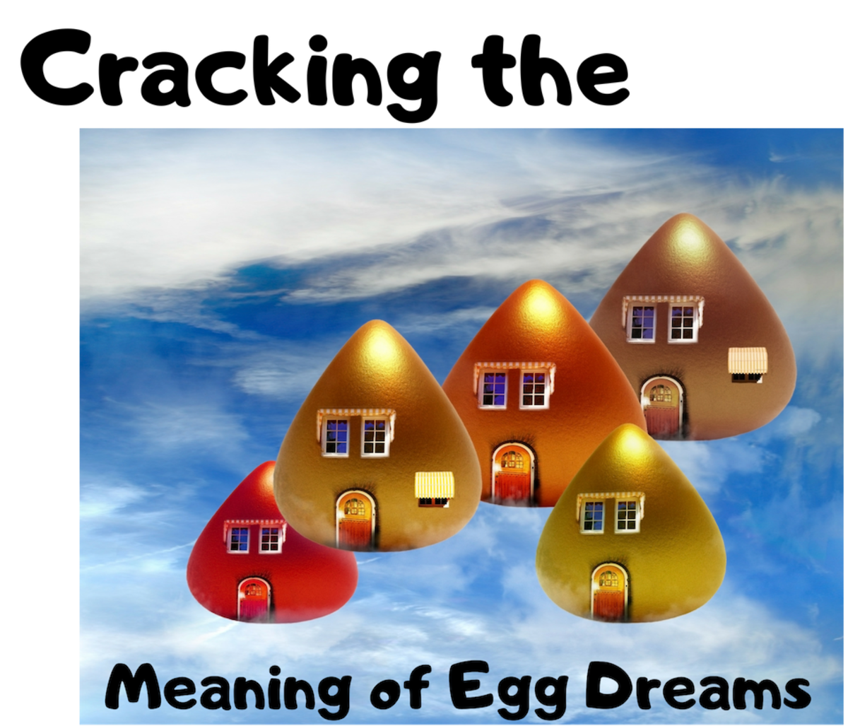 What Do Dreams About Eggs Mean?