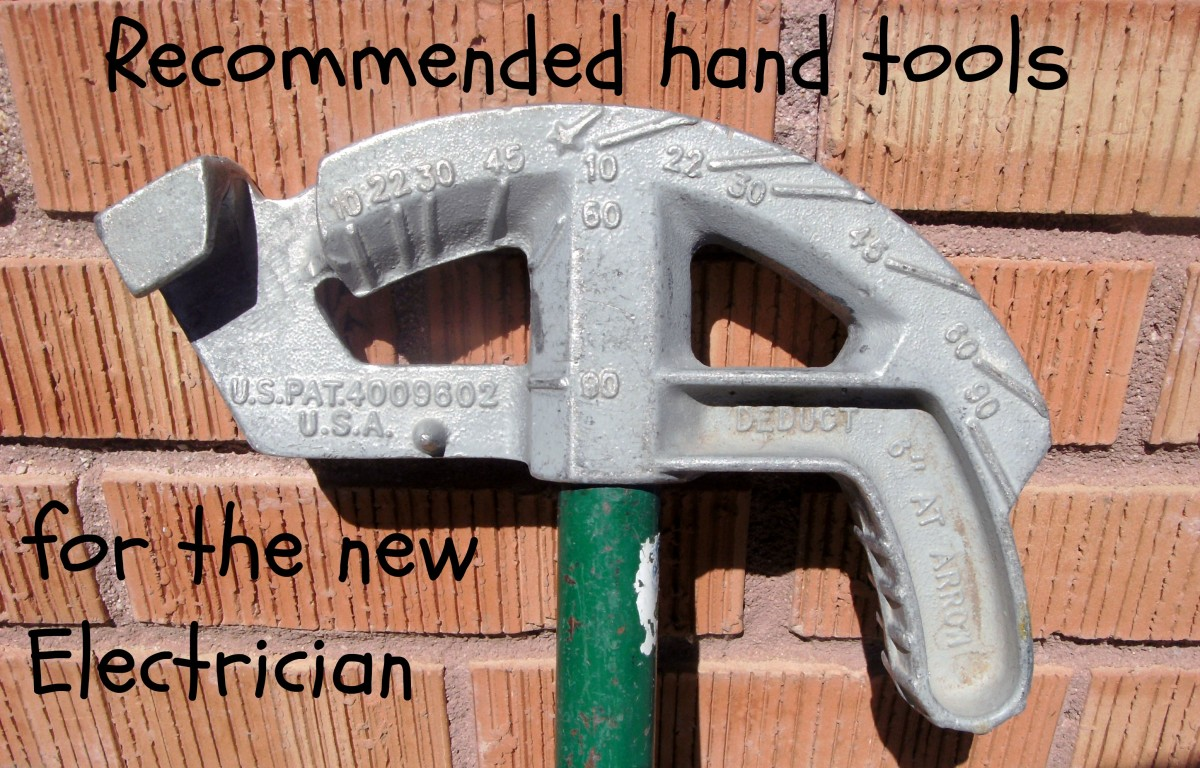 Recommended Hand Tool List for the Apprentice Electrician ...