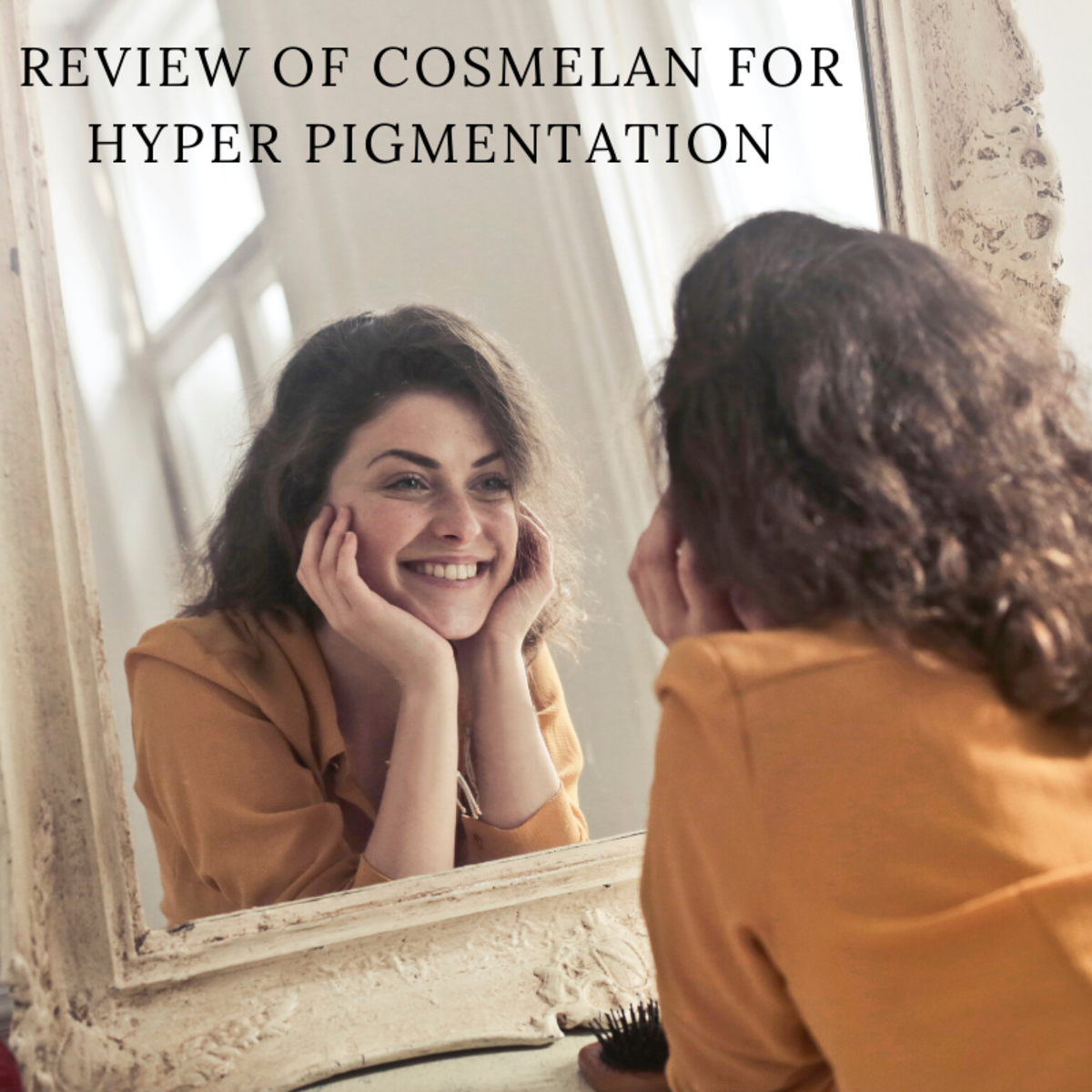 Product Review - Cosmelan for Skin Hyperpigmentation