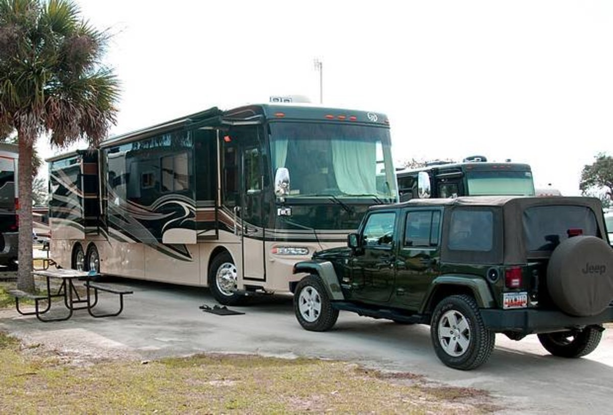 An RV Buying Scam Warning for Motorhome Owners Who Want to Sell