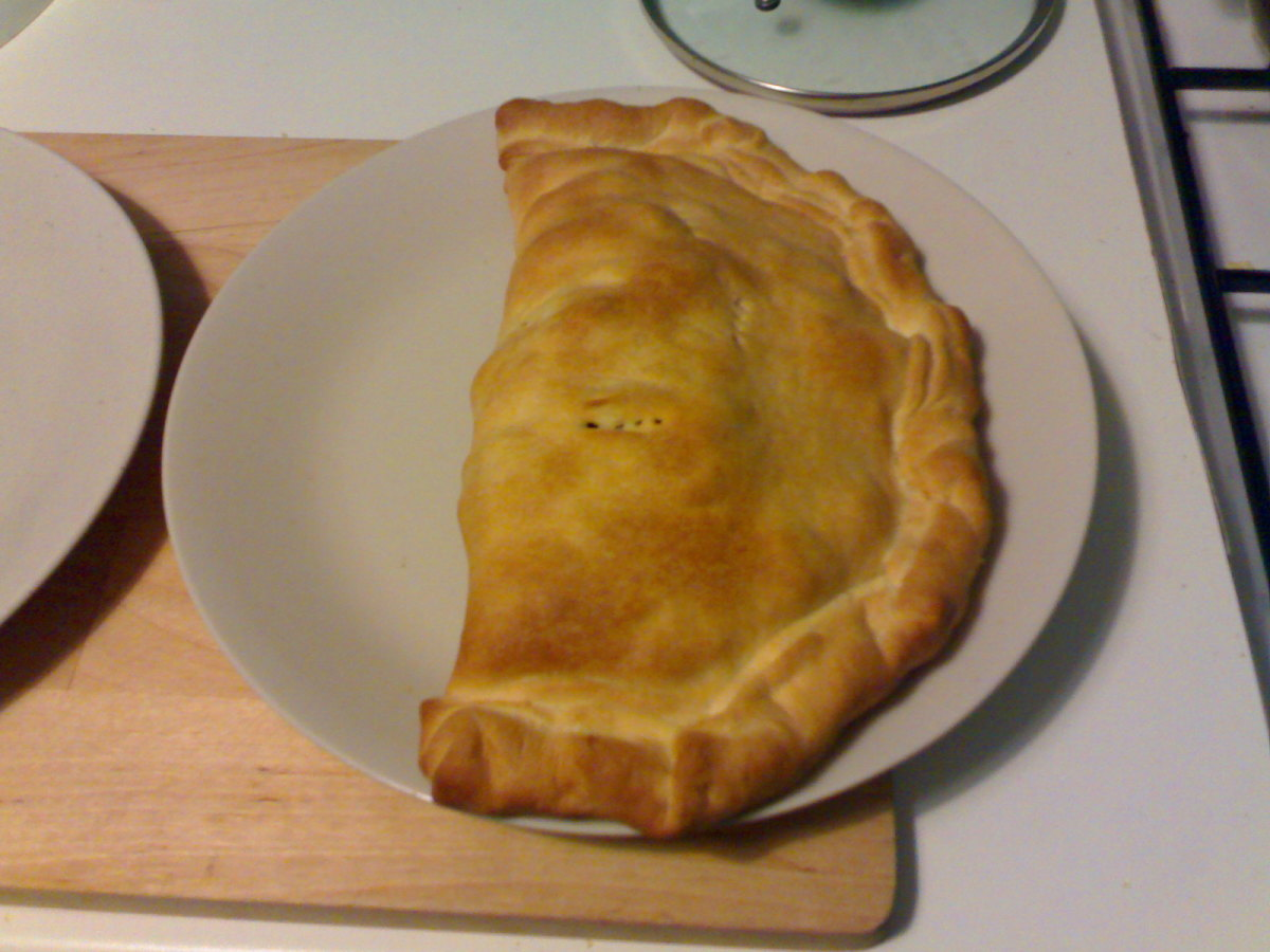 How to Make Northern Michigan Pasties with Pasty Recipe